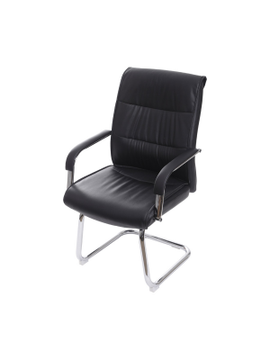 Cadeira Escritório Base Fixa Estocomo Or Design 3323