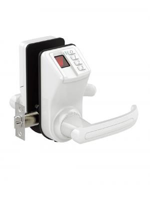 Fechadura Biométrica DL 1000 ABS D Lock Branco