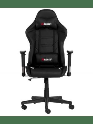 Cadeira Gamer Jogador Ergonômica Preta Premium