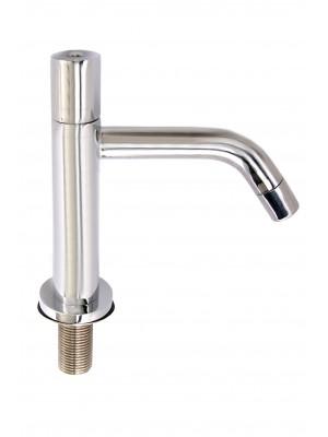 Torneira Água Fria Bancada Para Lavatório Banheiro Latão 9503-64