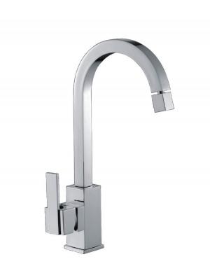 Torneira Monocomando Bancada Para Lavatório Banheiro Latão 82506-49A
