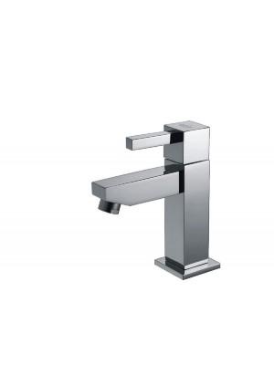 Torneira Água Fria Bancada Para Lavatório Banheiro Latão VL- 9504-80A