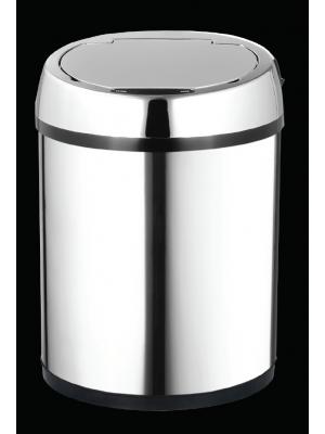 Lixeira Automática Sensor 9 Litros Inox