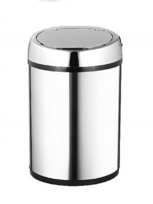 Lixeira Automática Sensor 12 Litros Inox