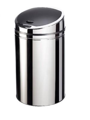 Lixeira Automática Sensor 40 Litros Inox