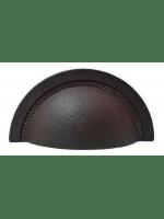 Puxador Concha Shell Metallo Vecchio Zen Design