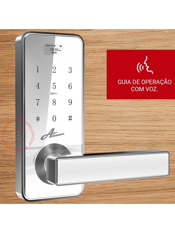 Fechadura Digital Code Tech 5100 Milre