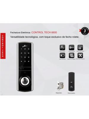 Fechadura Digital Eletrônica Com Senha Milre 6600