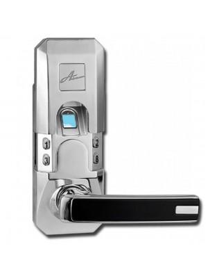 Fechadura Biométrica - Milre 7100 Lado Direito