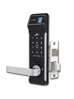 Fechadura Biométrica D Tech 7700 Milre Cartão Chave E Senha