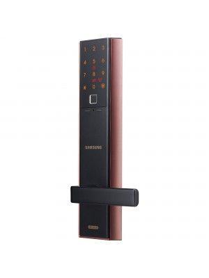 Fechadura Digital Samsung Smart Lock Shp-dh538 Biometria