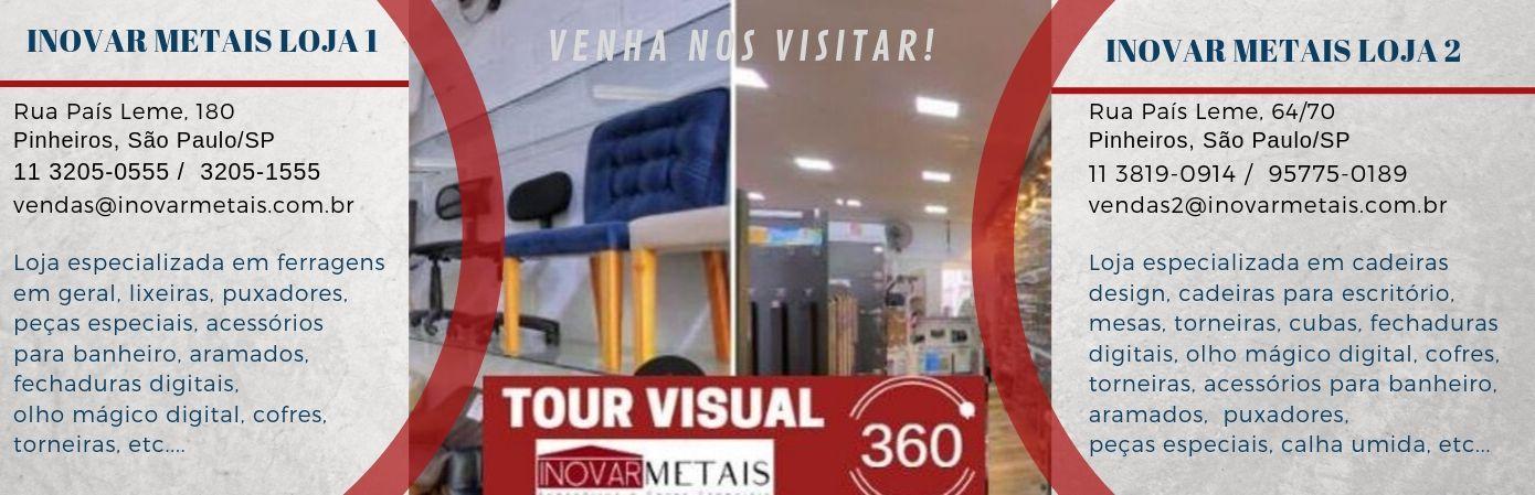 TOUR VISUAL LOJAS