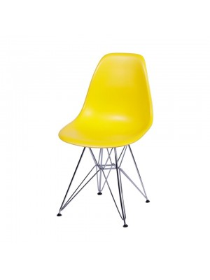 Cadeira Eiffel Metal Sem Braço Or Design 1102