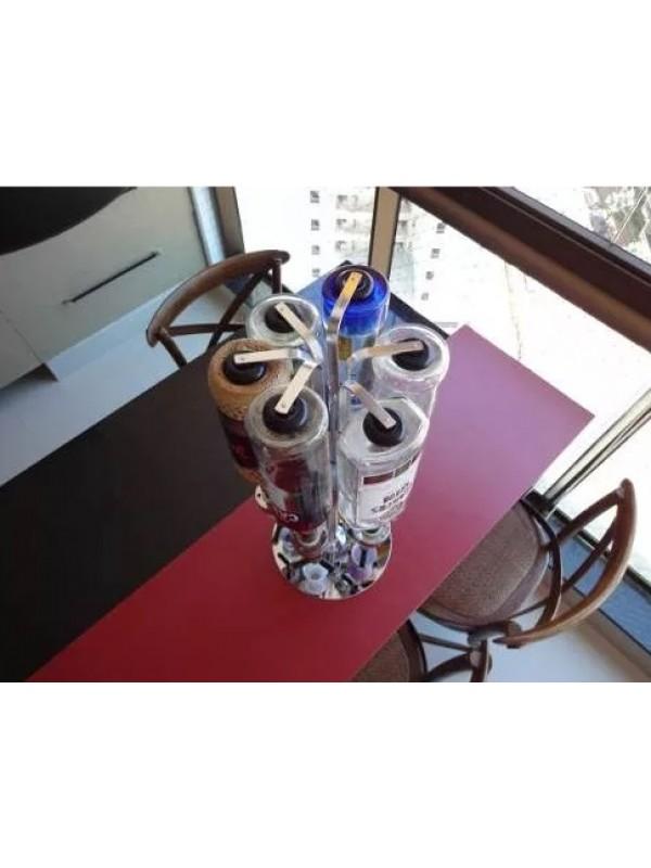 Dosador de Bebidas Para 06 Garrafas