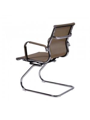 Cadeira Office Escritório Esteirinha Or Design 3303 Fixa