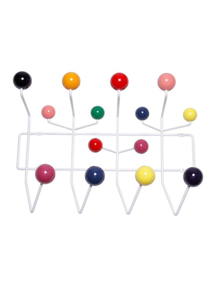 Cabideiro Eames Colorido - Or Design