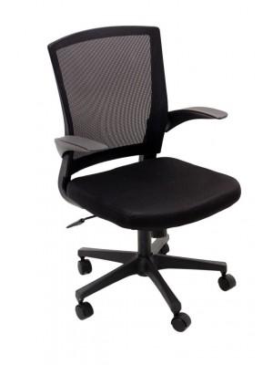 Cadeira Office Escritório Soft Rodízio Or Design 3304 Baixa