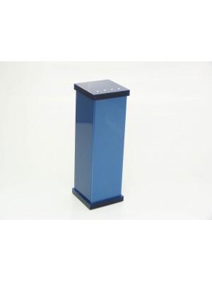 Porta Escovas em Acrílico Com Strass Azul