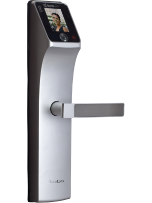 Fechadura Biometria Facial - Reconhecimento Facial - Fl400