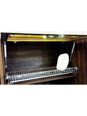Escorredor De Embutir 57cm Mód. 60cm Com Trilhos Jomer 8740