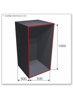 Calceiro Horizontal Extensível Deslizante 08 Varetas Jomer 8065