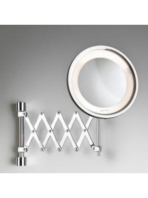 Espelho de Parede com Luz Flex Lux - Pantográfico