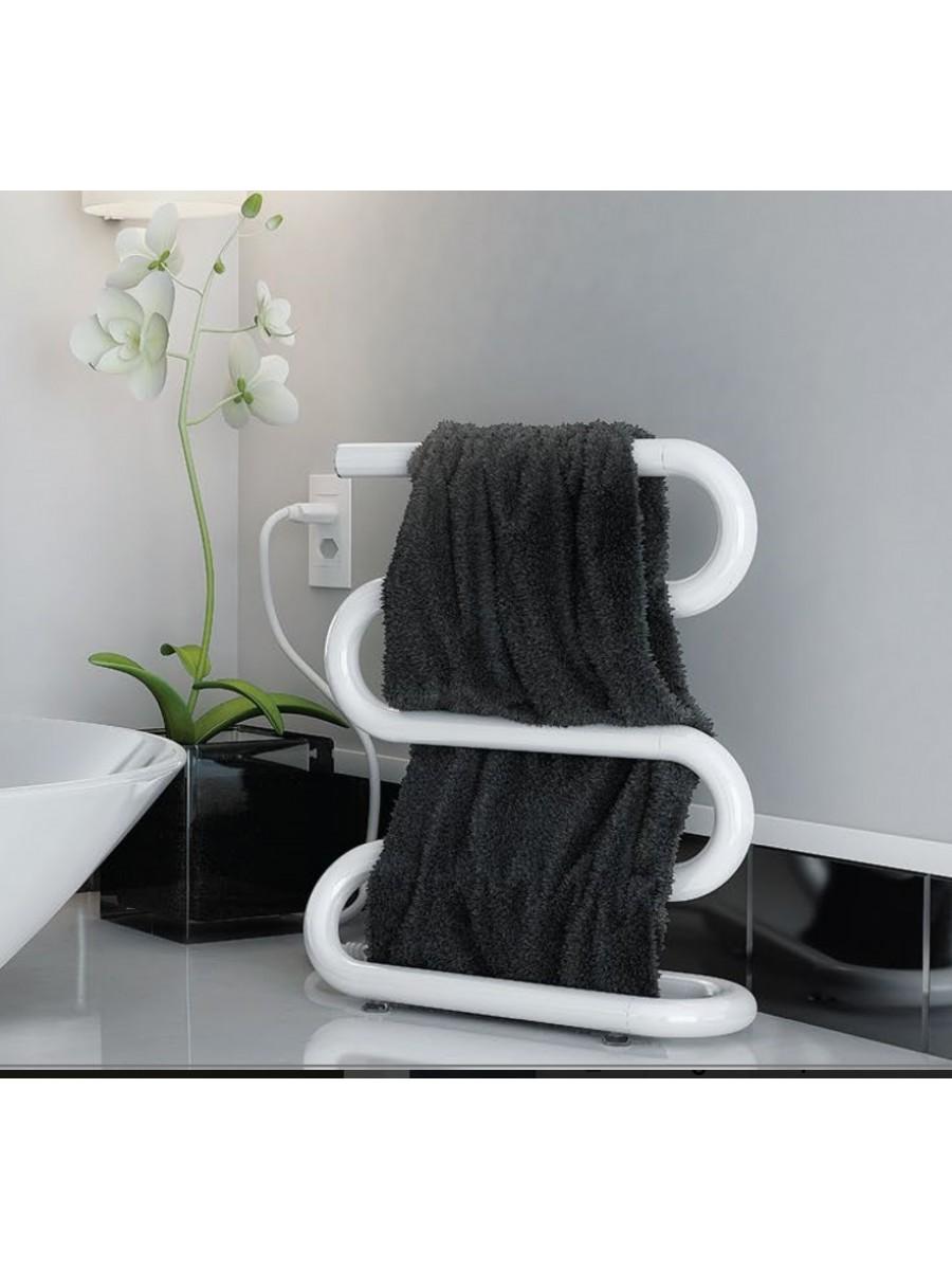 Aquecedor Toalhas Térmico Seccare Dibase Branco Ou Preto