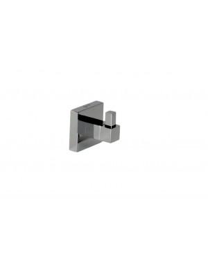 Cabide Quadrado Latão Banheiro Trendmetais Tm 176601