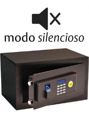 Cofre Digital Compact Com Biometria Yale