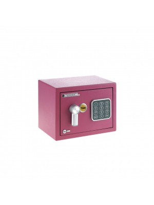Cofre Digital Value Mini Pink Rosa Yale
