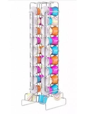 Porta Cápsulas Nespresso - Suporte Para 40 Cápsulas
